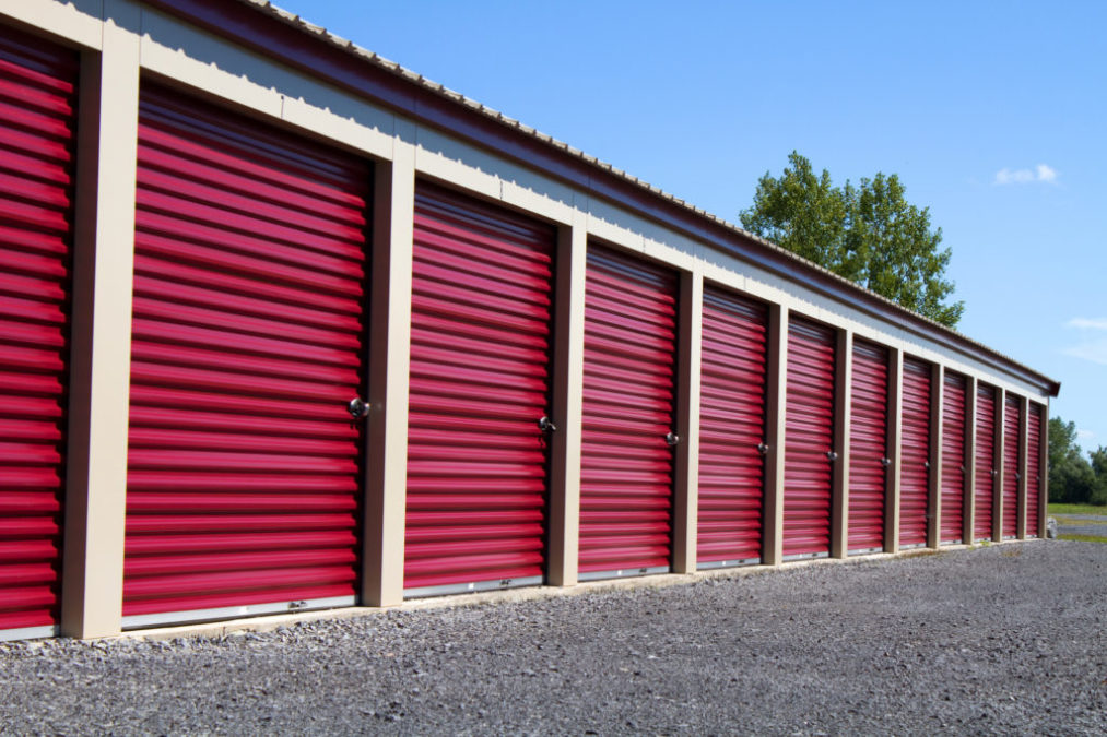 How to Decide on What Size Storage Locker You Need